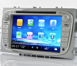 autoradio touch screen